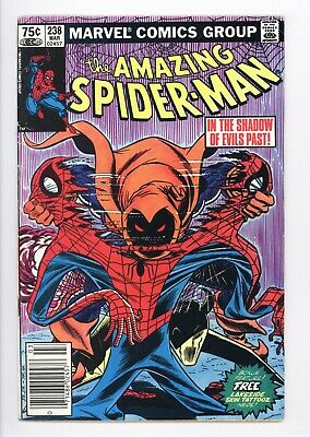 Amazing Spider-Man #238 Vol 1 Mid Grade Canadian 75 Cent Variant Extremely Rare