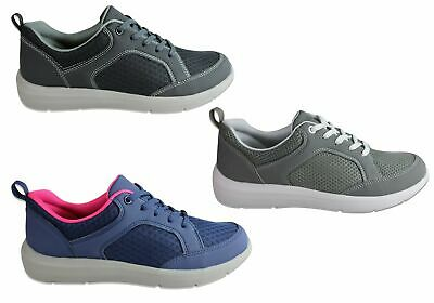 New Homyped Sabeen Womens Supportive Comfortable Lace Up Sneakers