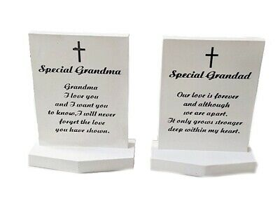 GRAVE MEMORIAL Headstone - Choose option required