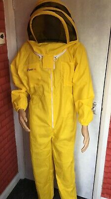 Beekeepers Bee Suit Beekeeping Coverall Protective Clothing Size Medium