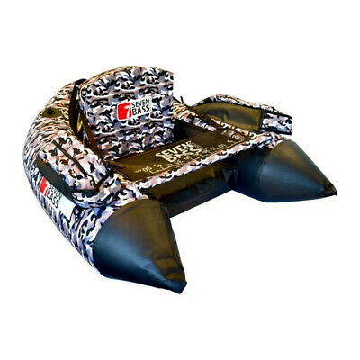 SEVEN BASS Float Tube Hecko 145 - Camouflage