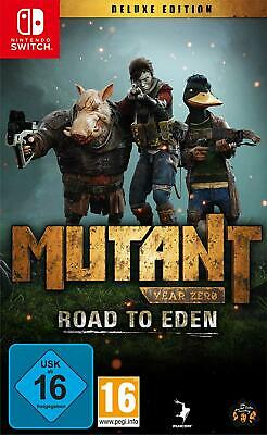 Mutant Year Zero - Road to Eden - Deluxe Edition Switch New+Boxed