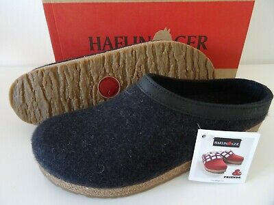 HAFLINGER Grizzly Torben 39/L 8 New! Graphit/Charcoal