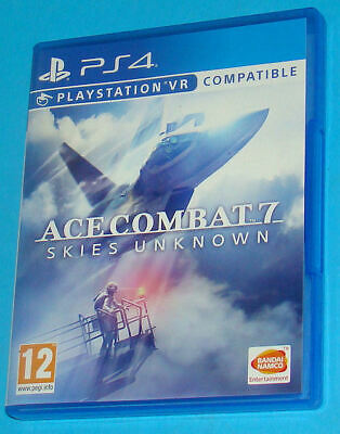 Ace Combat 7 Skies Unknown - Sony Playstation 4 PS4 - PAL