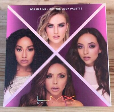 Little Mix LMX Exclusive Pop in Pink Makeup Collection gift set Birthday Xmas