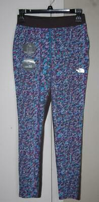 NWT The North Face TNF Girl's Pulse Leggings, Size Large (14-16)