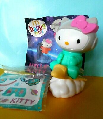 MCDONALDS Happy Meal Hello Kitty in Space 2016
