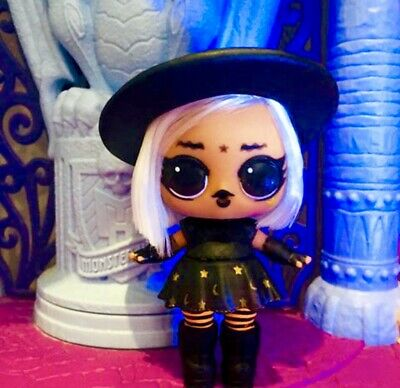 LOL Surprise Witchay Babyay Witchy Baby Hairgoals Doll Big Sister COLOR CHANGER