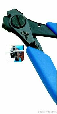 Xuron 2193F Hard Wire and Music Wire Cutter, with Retaining Clips