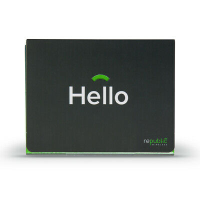 Republic Wireless Preloaded 90 Day SIM Card with Unlimited Talk Text and 1GB/Mo
