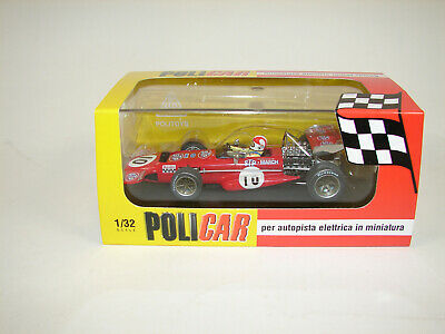 PoliCar Car04a March 701 2nd Spa 1970 #10 wie Neu! Sammler!