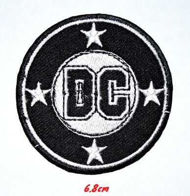 "DC Comics Watchmen Symbol Embroidered 3.5/"" Premium Quality Patch"