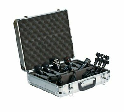 Audix*DP5A*DP-5A 5-PACK DRUM TOM KICK SNARE MIC D6+I5+D4+2 D2 Free Ship