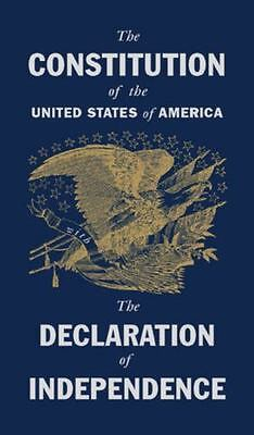 The Constitution of the United States with the Declaration of Independence [Clas