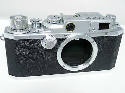 Canon II D2 CAMERA body  RANGEFINDER LTM   VERY NICE     5306