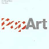 The Pet Shop Boys (2 CD Set) GREATEST HITS (Pop Art) 32 Remastered Hits (80s)
