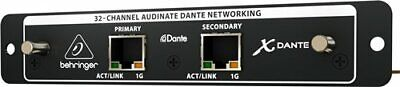 Behringer 32 ch Audinate Dante Expansion for X32