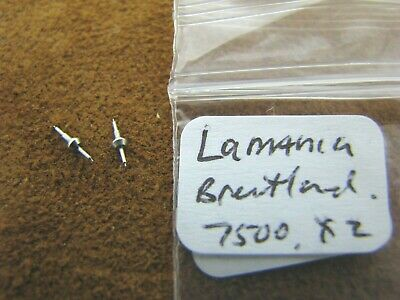 Lamania 7500 Balance Staff For 8 Day Clocks-W.w.-Breitling-Others, New Old Stock
