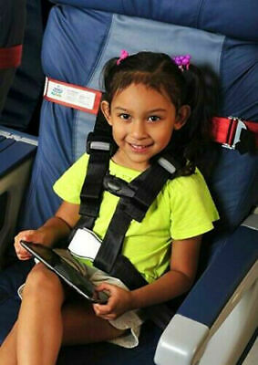 Child Airplane Travel Harness-Cares Safety Restraint System - FAA Approved