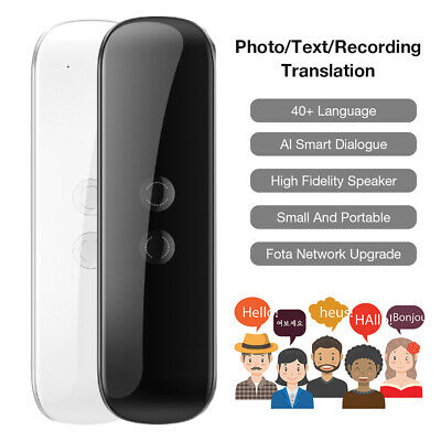 Translaty MUAMA Enence 40 Languages Smart Translator Instant Voice PhotographHOT