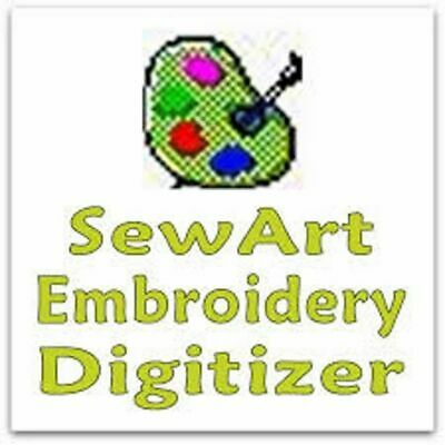 Embroidery Software SewArt