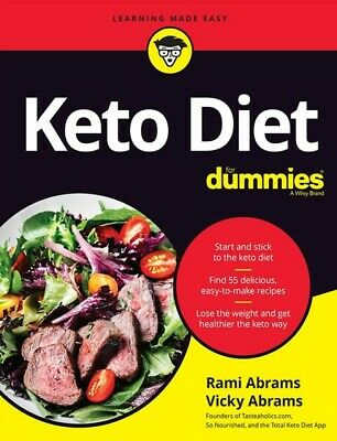 Keto Diet For Dummies by Rami Abrams PDF only