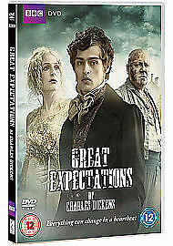 Great Expectations [DVD], New, DVD, FREE & FAST Delivery