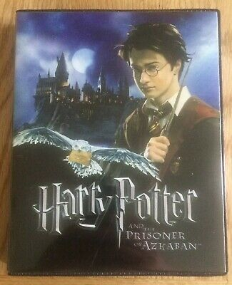 Cards Inc. Harry Potter & The Prisoner Of Azkaban Folder & 85 Cards