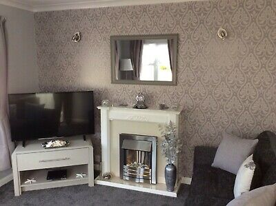 17th Aug - 24th Aug Luxurious 3 Bed Park Home For Rent in Norfolk (Trimingham)
