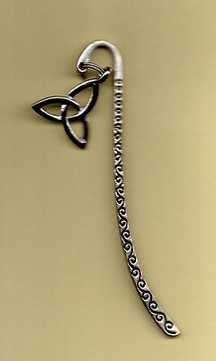 Triquetra - Power of Three Trinity Celtic Knot Bookmark (Ideal Little Gift)