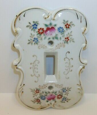 Vintage Original Arnart Creations Japan - Single Switch Plate Cover