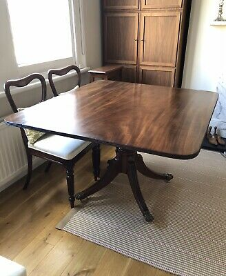 Mahogany Antique Tilt-top Dining or Breakfast Table. C1850.