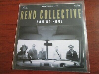 Rend Collective - Coming Home   [Cd Promo] Near Mint
