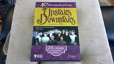 Upstairs Downstairs The Complete Series 40th Anniversary Collection DVD Set