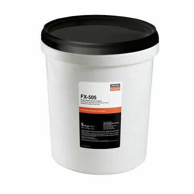 Simpson Strong-Tie FX505GR04-5 Water-Based Acrylic Coating for Concrete - 5 Gal