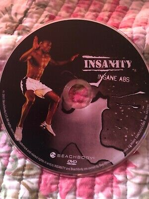 INSANITY MAX INTERVAL Sports Training & Insane Abs - Two DVD