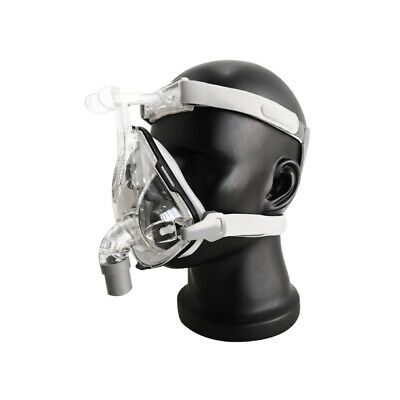 Full Face CPAP Mask inc. Headgear   BMC F1B   3 Sizes Fits ResMed,Philips,Fisher