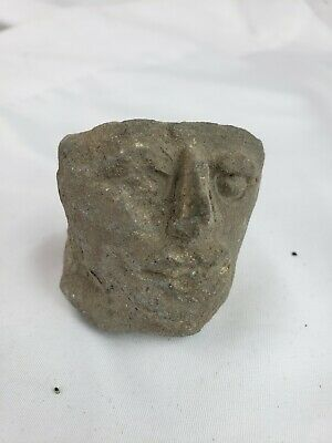 Pre-Columbian pottery fragment, part of collection #3