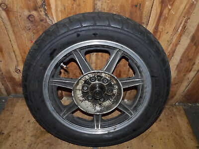 Hinterrad / rear wheel / Yamaha XS 850-4E2