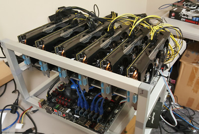 RIG 115 MH/s Ethereum (ETH) 24H CRYPTO MINING-CONTRACT ETHASH Crypto Currency