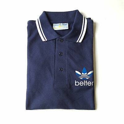 Gerry Cinnamon Inspired Belter Polo Shirt Scottish Saltire Flag Kids and Adults