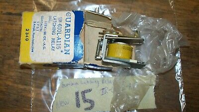 Guardian IR-610L-A115 Latching relay