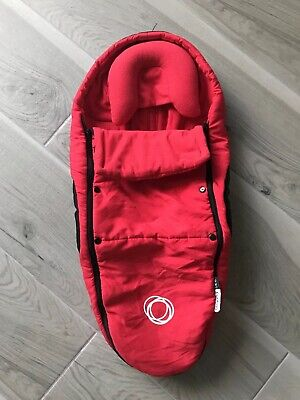 Bugaboo Bee Newborn Cacoon In Red
