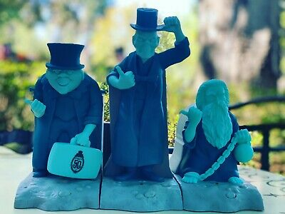 Disney Haunted Mansion 50th Hitchhiking Ghosts SOLD OUT Popcorn bucket Sipper