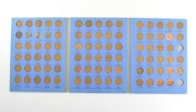Complete 1941-58 Lincoln Wheat Cent Set - Includes 1943 Steel Cents! *915