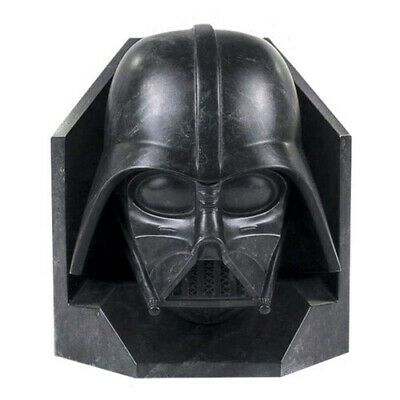 High Quality Polystone Star Wars Darth Vader Stoneworks Marble Bookend