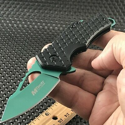 """MTech Spring Assisted Bottle Opener Tactical Camping Outdoor KNIFE 3"""" Closed"""