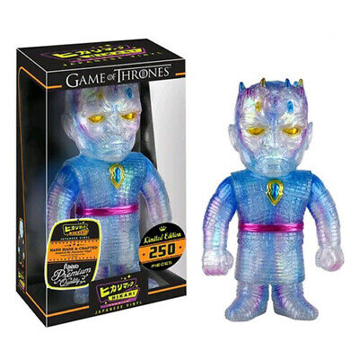 Game of Thrones Night King Winter is Coming Hikari Collectible NEW Toy Figure
