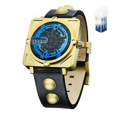 Doctor Who Dalek Collector's Watch Official Collection Items Quartz Clock Useful