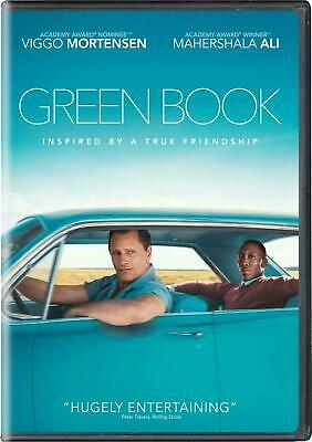 GREEN BOOK DVD. Sealed with free delivery. Region 2